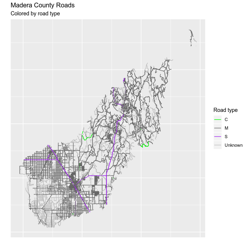 Maps in R: R Maps Tutorial Using Ggplot | Earth Data Science ...