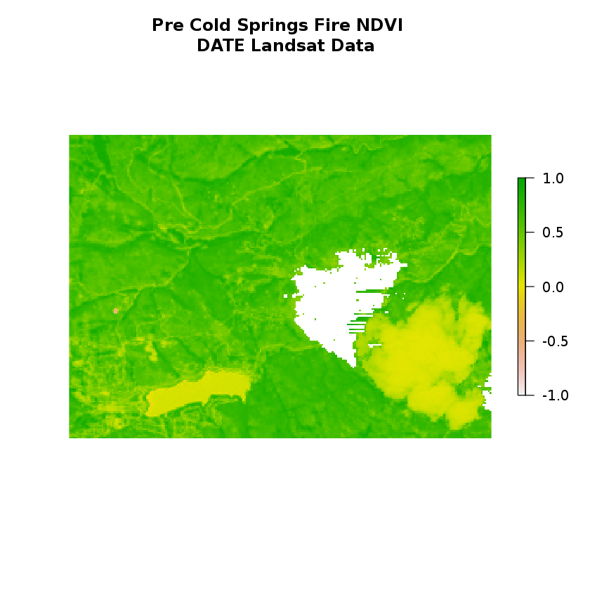 Multispectral Imagery R - NAIP, Landsat, Fire & Remote
