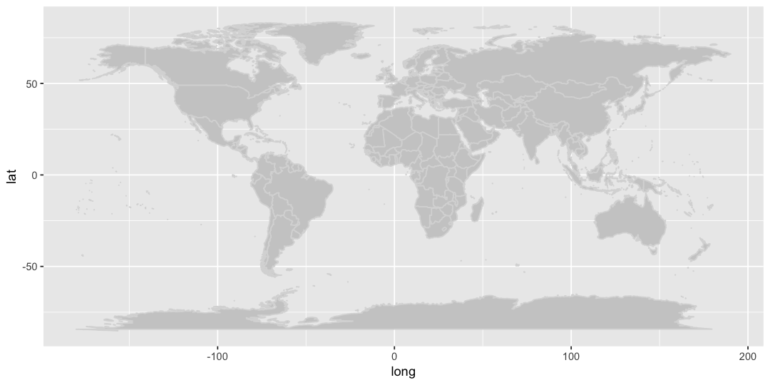 Create maps of social media twitter tweet locations over time in r plot of chunk create world map gumiabroncs Gallery